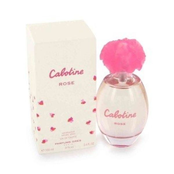 Gres Cabotine Rose Woman EDT 100 ml