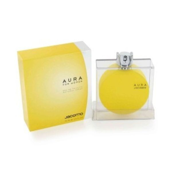 Jacomo Aura Woman EDT 75 ml