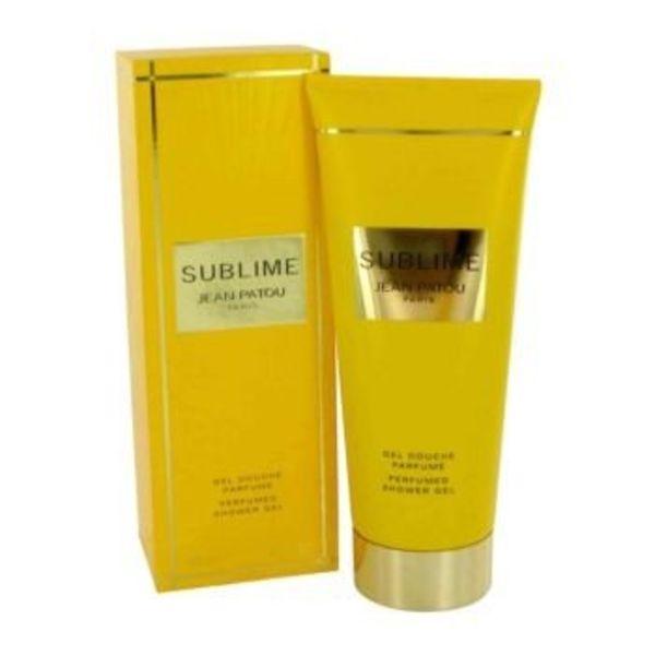 Jean Patou Sublime Woman Shower Gel 200 ml