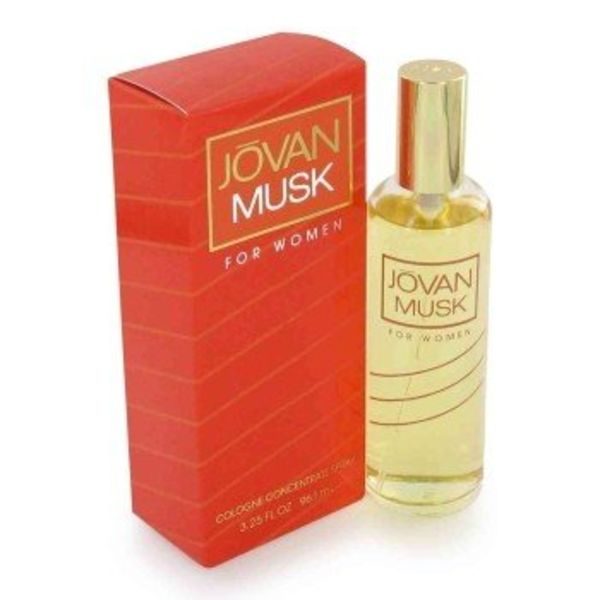 Jovan Musk Woman Cologne Concentrate Spray 100 ml
