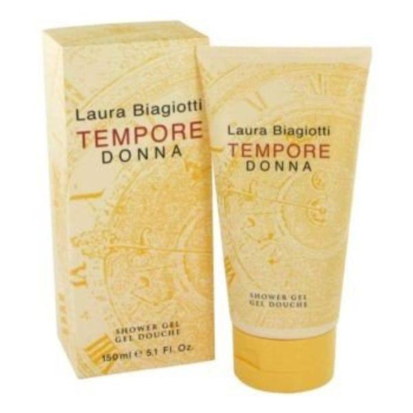 Laura Biagiotti Tempore Donna Shower Gel 150 ml