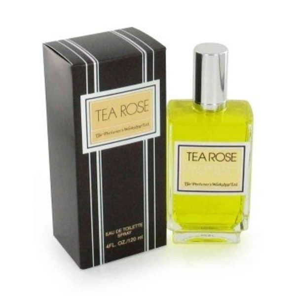 Perfumers Workshop Tea Rose Woman eau de toilette spray 120 ml