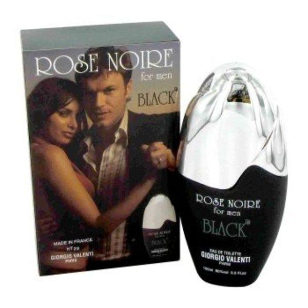 Giorgio Valenti Rose Noir Black Men EDT 100 ml