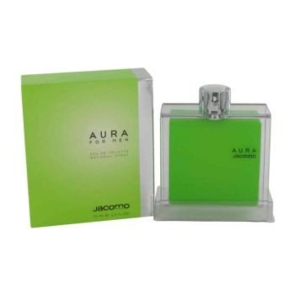 Jacomo Aura Men EDT 75 ml