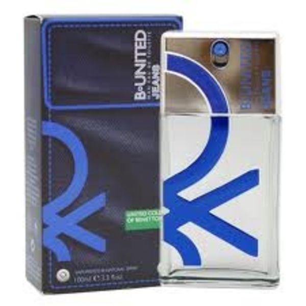 Benetton B-United Jeans Men EDT 100 ml