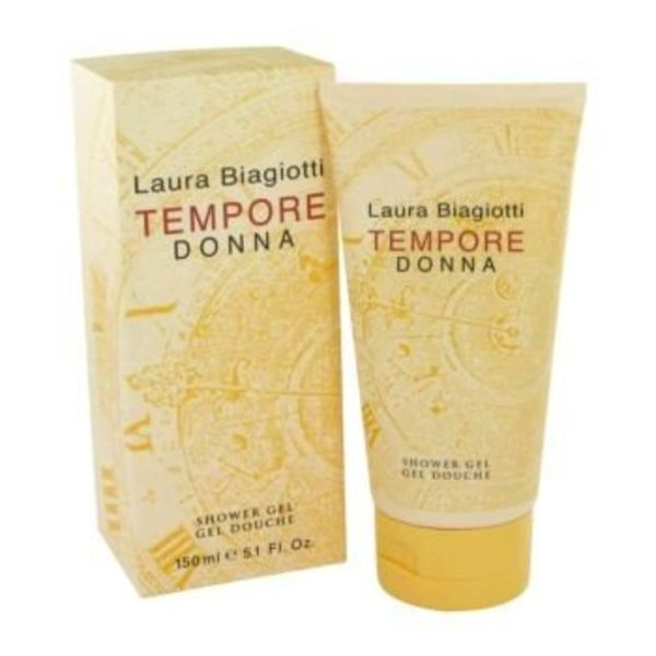 Laura Biagiotti Tempore Uomo Shower Gel 150 ml