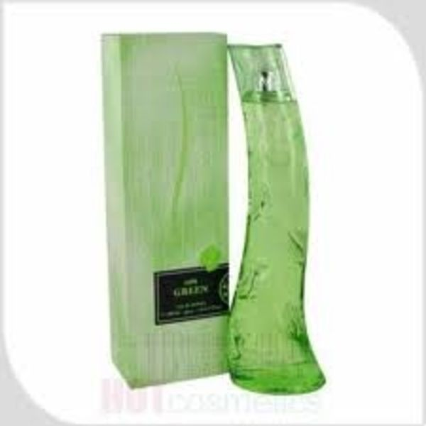 Cofinluxe Cafe Green Woman EDT 100 ml