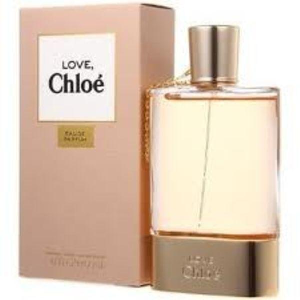 Chloe Love Woman eau de parfum spray 75 ml