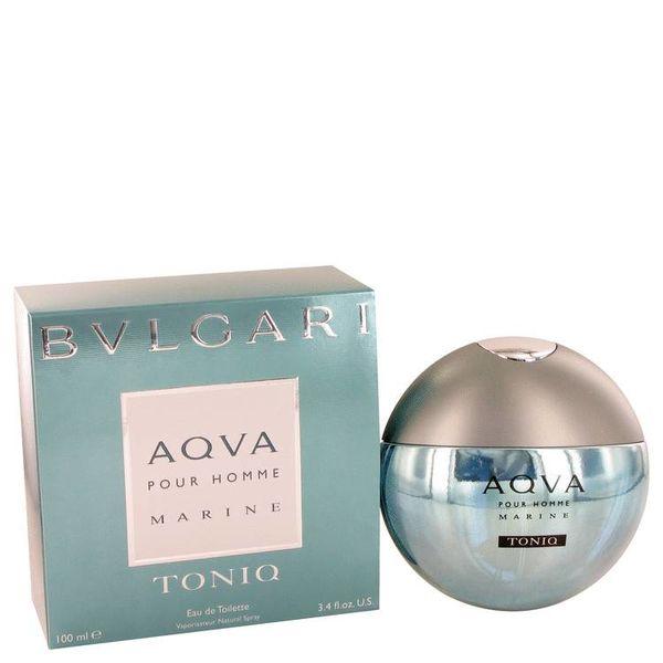 Bulgari Aqua Marine Tonic Men eau de toilette spray 100 ml