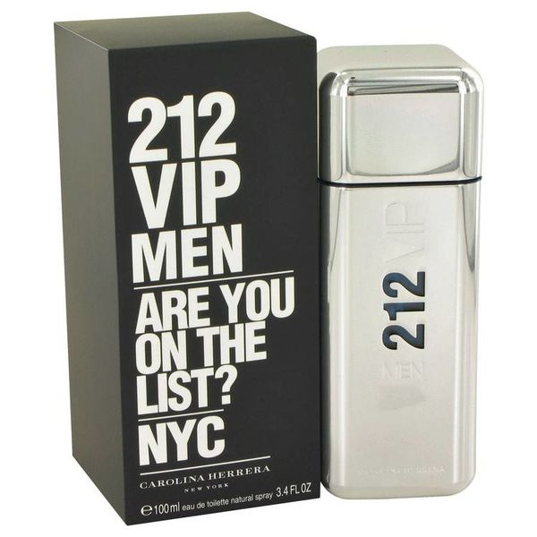 Carolina Herrera 212 VIP for Men eau de toilette spray 100 ml