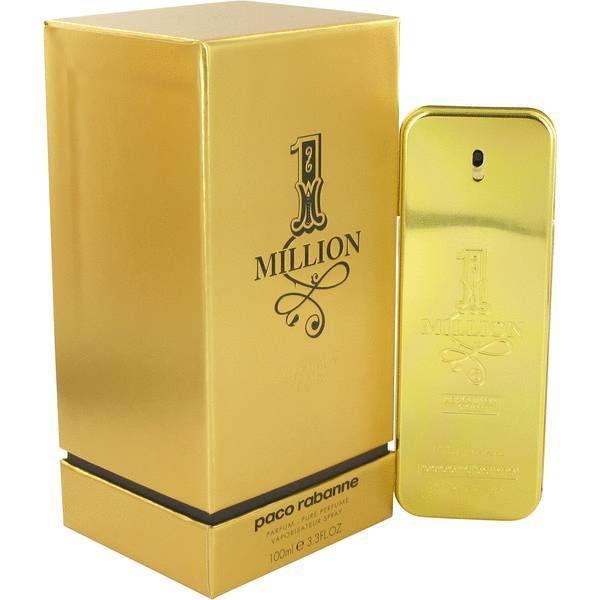 Paco Rabanne 1 Million Absolutely Gold Heren EDP spray 100 ml