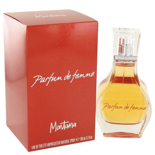 Montana Parfum de Femme eau de toilette spray 100 ml
