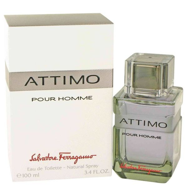 Salvatore Ferragamo Attimo Men eau de toilette spray 100 ml