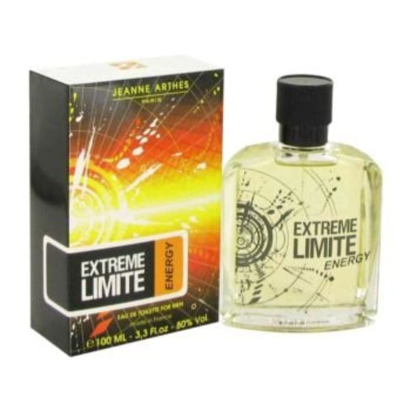 Jeanne Arthes Extreme Limite Energy EDT 100 ml