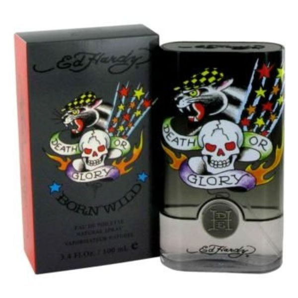Ed Hardy Born Wild Men eau de toilette spray 100 ml