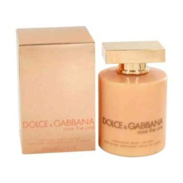 Dolce & Gabbana The Rose One Woman Body Lotion 200 ml