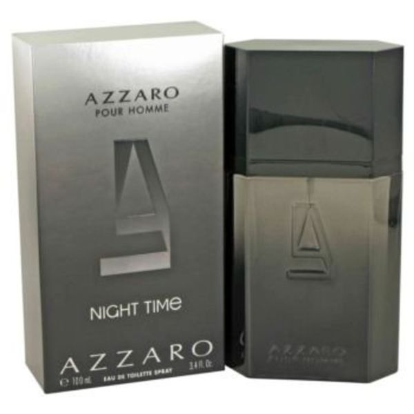 Azzaro Night Time Men eau de toilette spray 100 ml