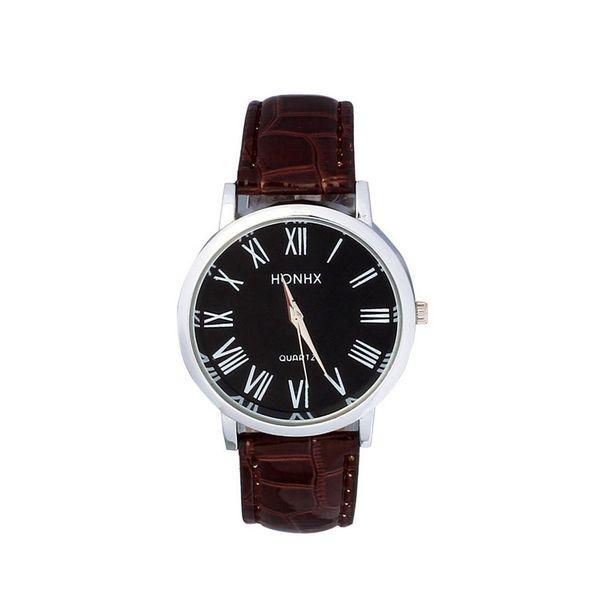 Horloge HOHNX bruin