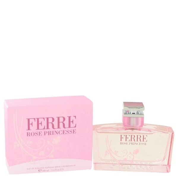 Gianfranco Ferre Ferre Rose Princesse Woman EDT 100 ml