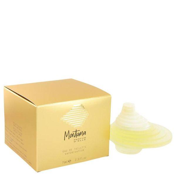 Montana Parfum D'Elle Woman EDT 75 ml
