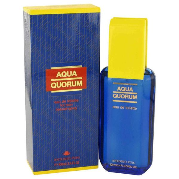 Antonio Puig Aqua Quorum Men eau de toilette spray 100 ml