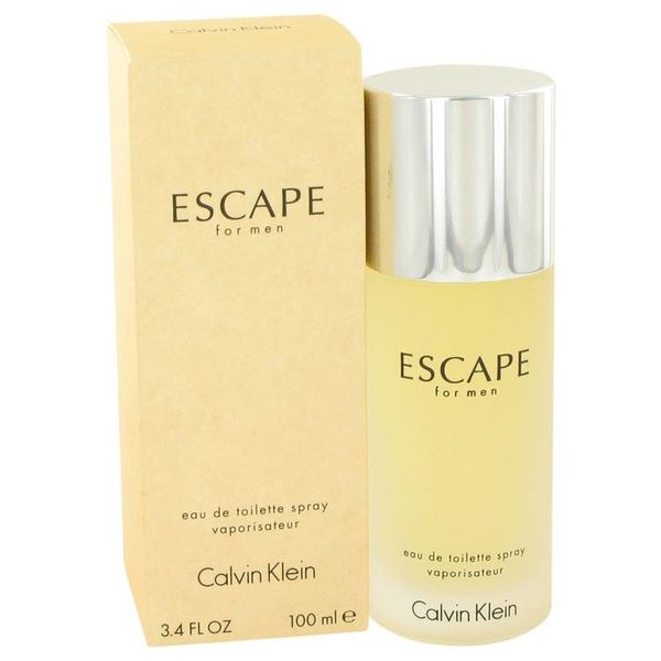 Calvin Klein Escape Men eau de toilette spray 100 ml