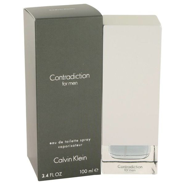 Calvin Klein Contradiction Men eau de toilette spray 100 ml