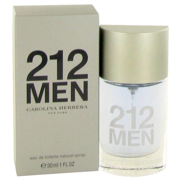 Carolina Herrera 212 for Men EDT 30 ml