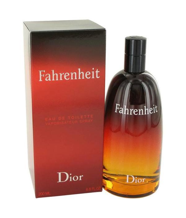 Christian Dior Fahrenheit Men eau de toilette spray 200 ml