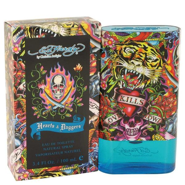 Ed Hardy Hearts & Daggers Men eau de toilette spray 100 ml