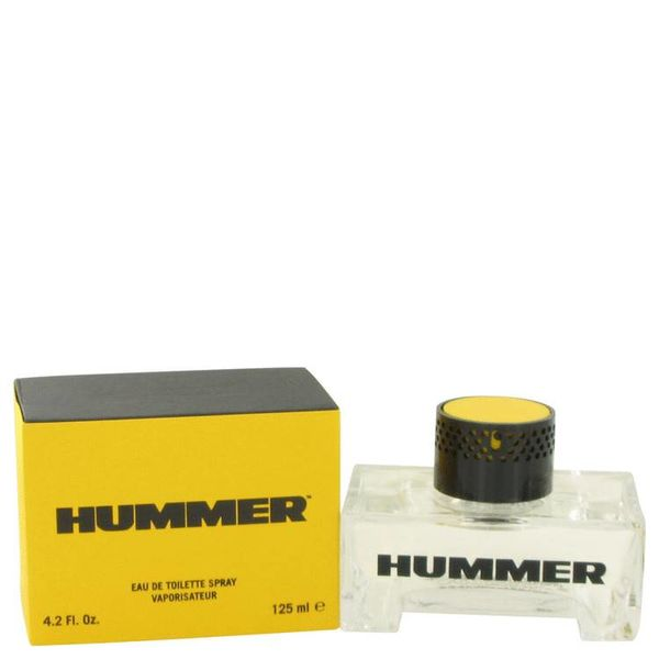 Hummer Man Eau de toilette spray 125 ml