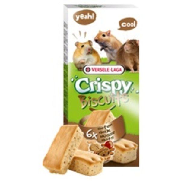 Crispy Biscuits Noten