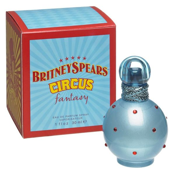 Britney Spears Circus Fantasy Woman eau de parfum spray 100 ml