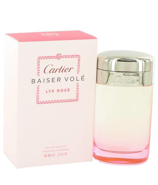 Cartier Cartier Baiser Vole Lyse Rose - Eau de toilette - 100 ml
