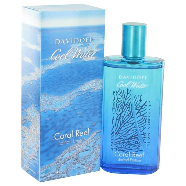 Davidoff Cool Water Coral Reef for Men - 125 ml - Eau de toilette