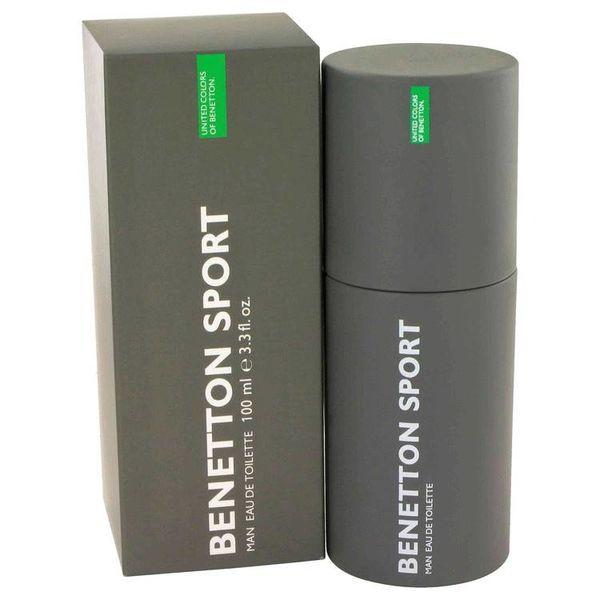 Benetton Sport Men eau de toilette spray 100 ml