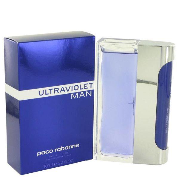 Paco Rabanne Ultraviolet Men eau de toilette spray 100 ml