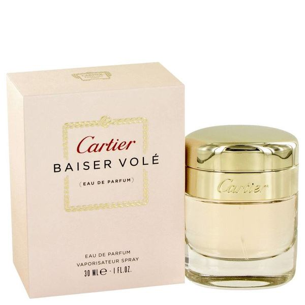 Cartier Baiser Vole Woman eau de parfum spray 30 ml