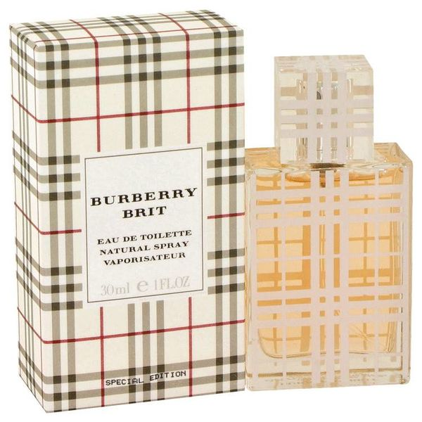 Burberry Brit Woman eau de toilette spray 30 ml