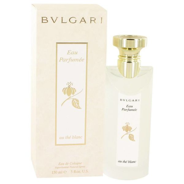 Bulgari Eau Parfumée Au Thé Blanc 150 ml Eau de Cologne Spray