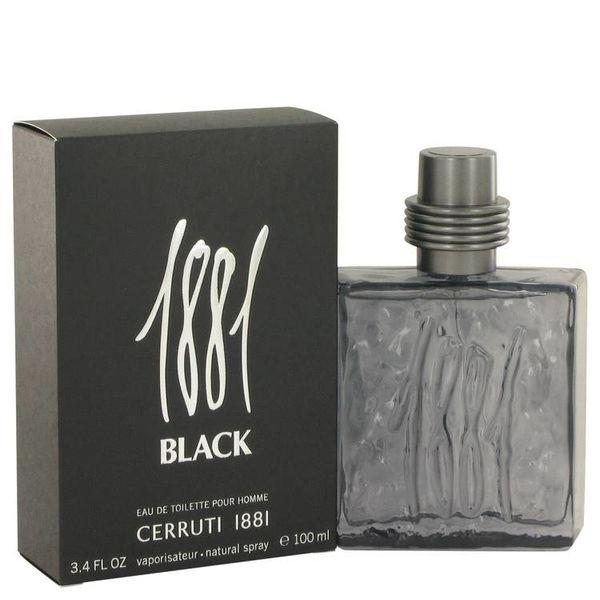 Cerruti 1881 Black Men eau de toilette spray 100 ml