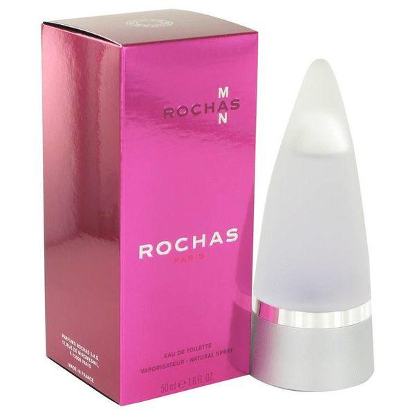 Rochas Man eau de toilette spray 50 ml