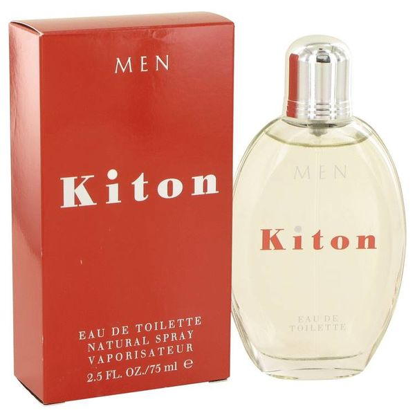 Kiton Men eau de toilette spray 75 ml