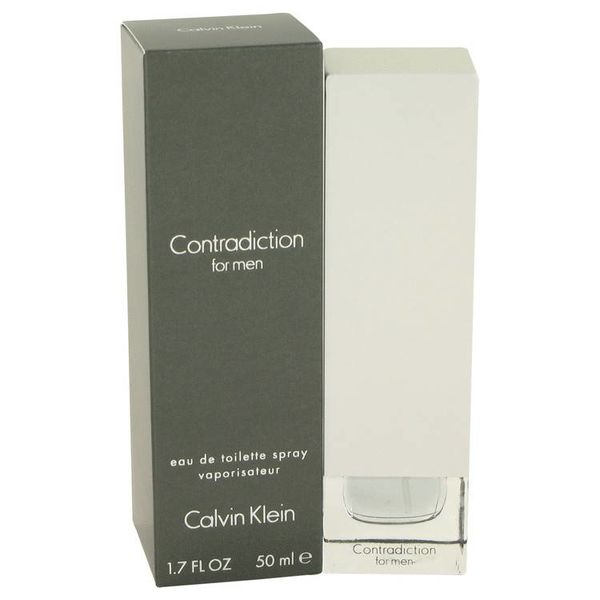 Calvin Klein Contradiction Men eau de toilette spray 50 ml