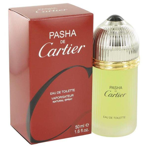 Cartier Pasha Men eau de toilette spray 50 ml