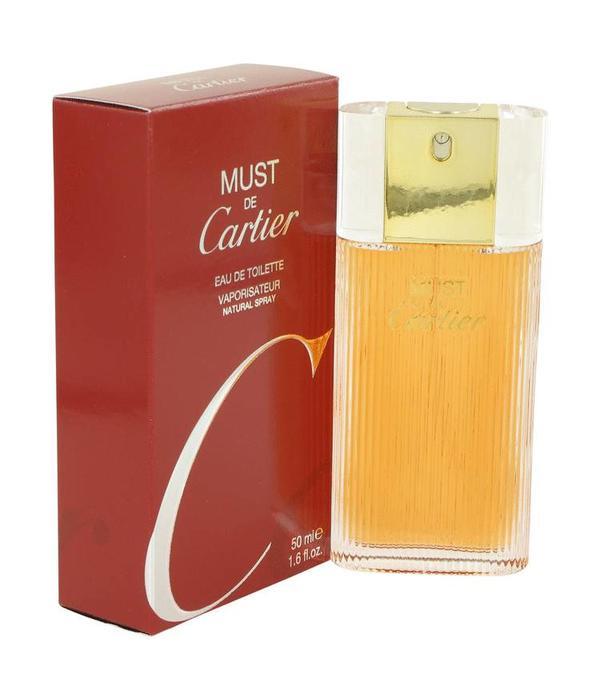 Cartier Cartier Must Woman eau de toilette spray 50 ml