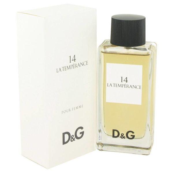 D&G 14 - La Tempérance 100 ml Eau de Toilette Spray