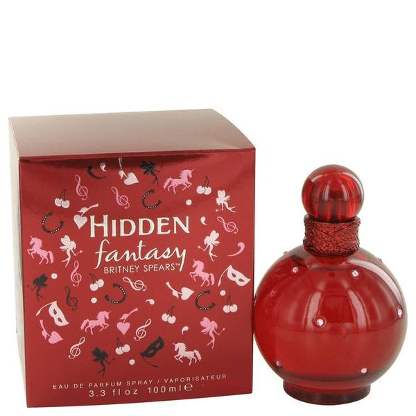 Brtiney Spears Hidden Fantasy Woman eau de parfum spray 100 ml