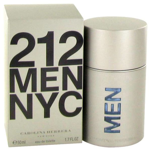 Carolina Herrera 212 for Men Edt 50 ml