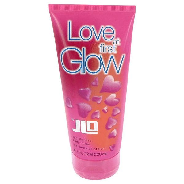 JLo Love at first glow body lotion 200 ml